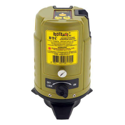 Лазерный уровень Redtrace BTC 100287