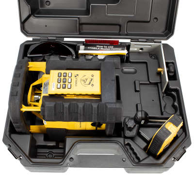 Ротационный лазерный нивелир STABILA LAR350  19019