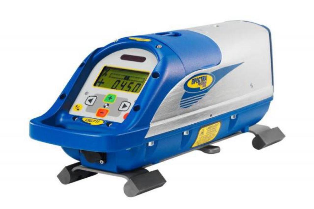 Трубный лазер Spectra Precision DG711-DE