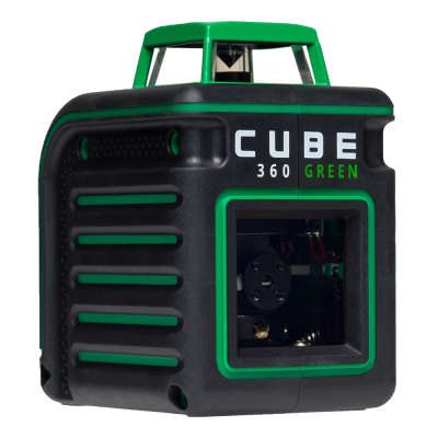 Лазерный уровень ADA Cube 360 Green Ultimate Edition А00470