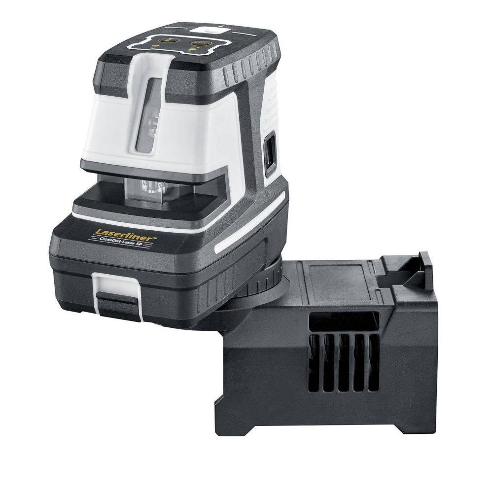 Лазерный уровень Laserliner CrossDot-Laser 5P Plus 081.145А