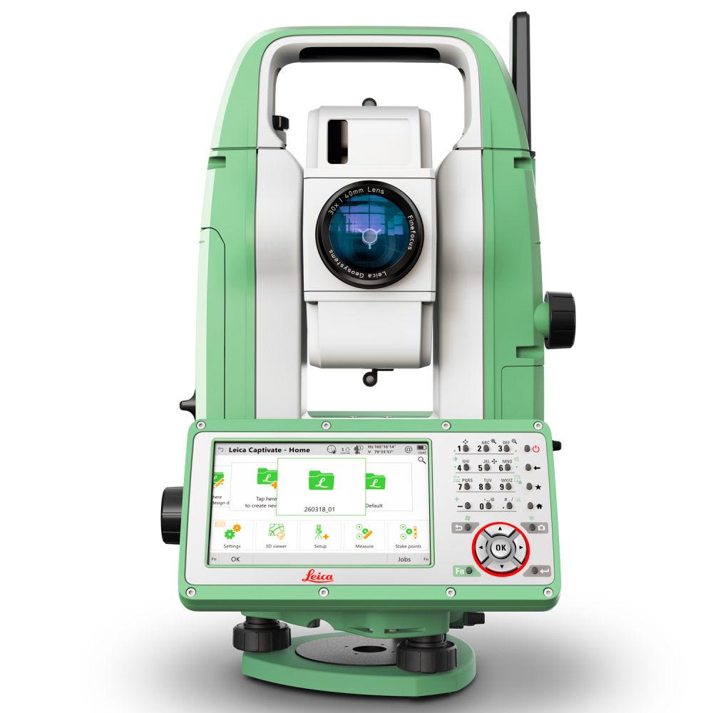 "Тахеометр Leica TS10 R500 2"" 868823"