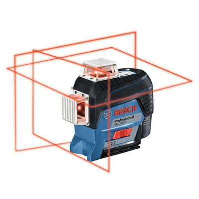 Лазерный уровень Bosch GLL 3-80 C (AA) + BT 150 L-Boxx ready 0601063R01
