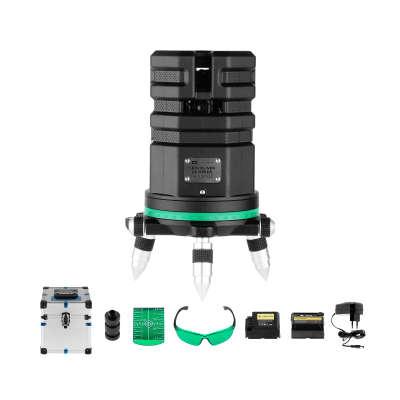 Лазерный уровень ADA 6D Servoliner Green 2020 А00622
