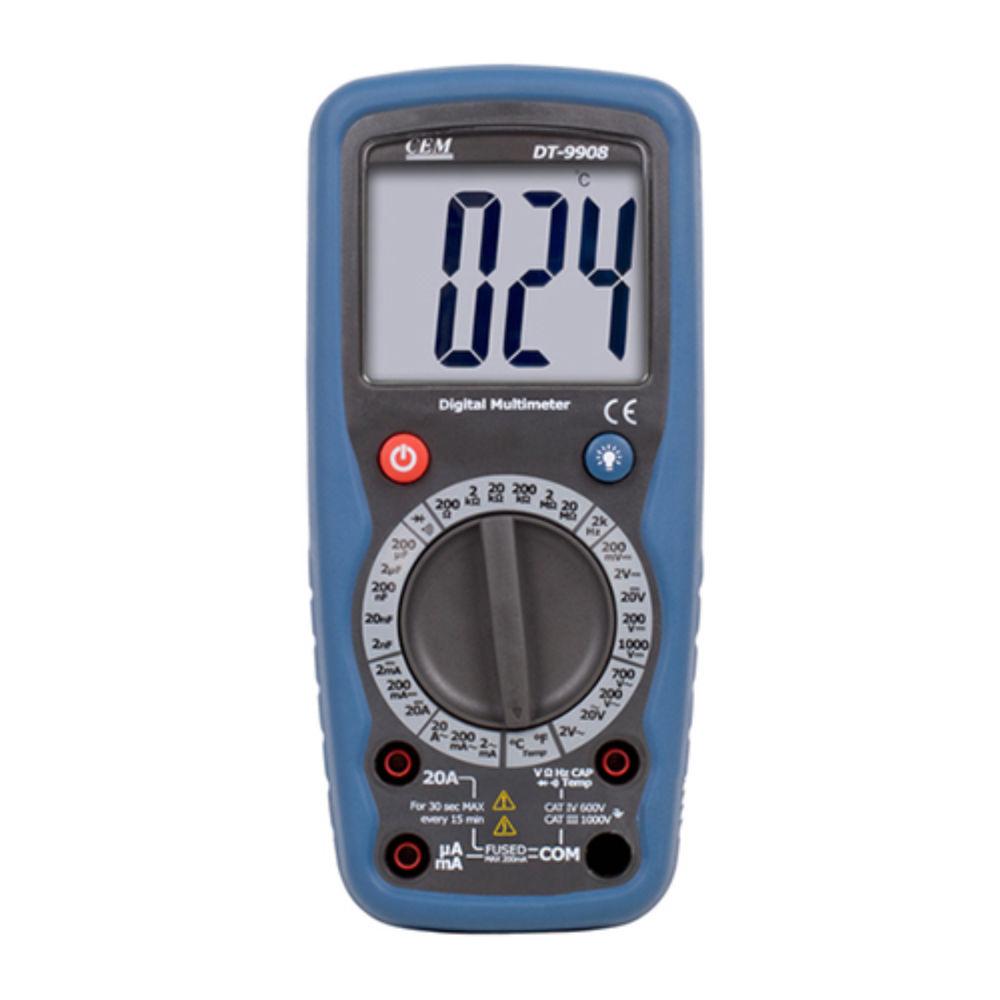 Мультиметр CEM DT-9908 481059