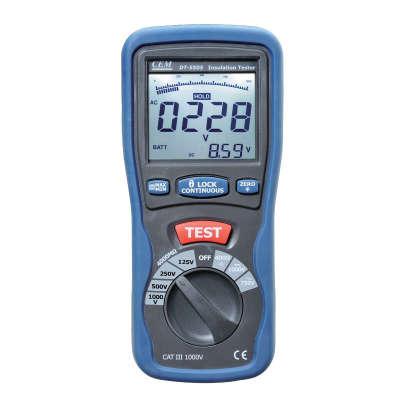 Мегаомметр CEM DT-5505 481578