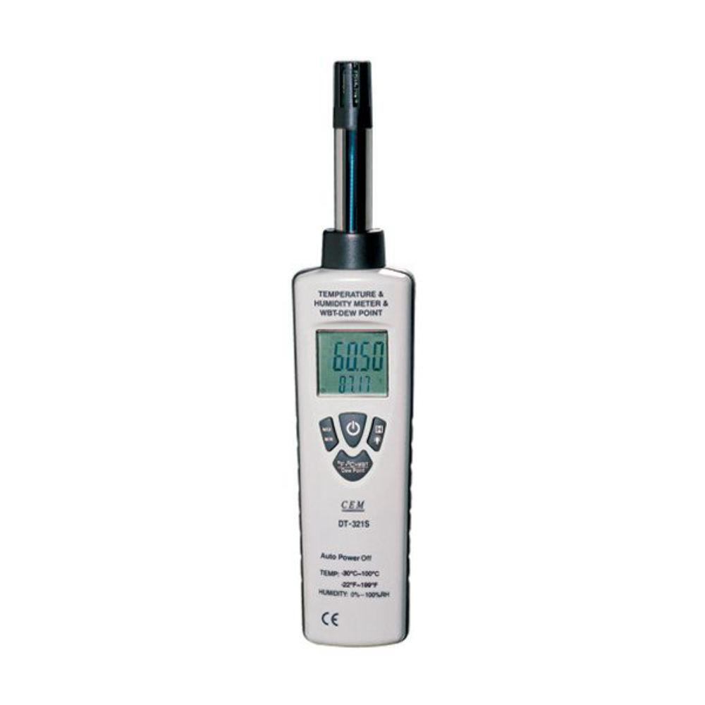 Термогигрометр CEM DT-321S 480 359