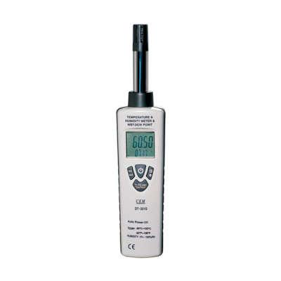 Термогигрометр CEM DT-321S (480359)
