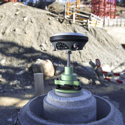 Комплект RTK-базы Leica GS16 GSM+Radio, Base GS16 GSM+Radio, Base