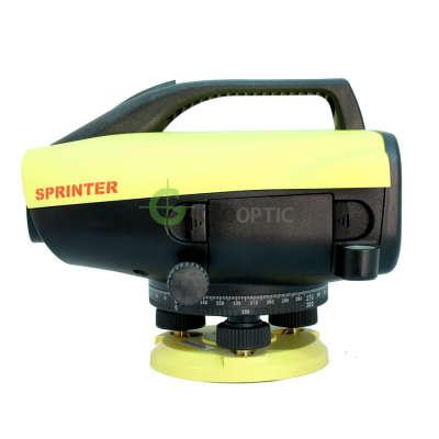 Цифровой нивелир Leica Sprinter 150M + рейка GSS111 762630