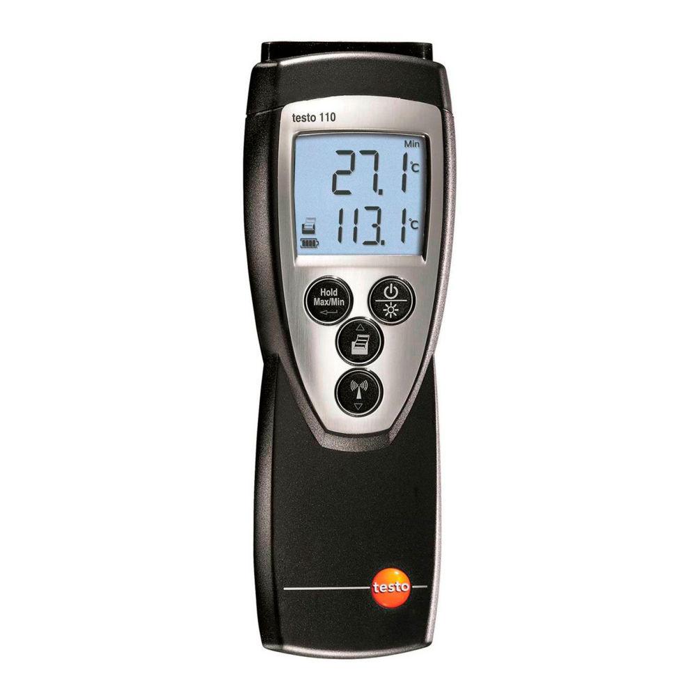 Термометр Testo 110 с поверкой 0560 1108П