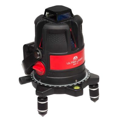 Лазерный уровень ADA ULTRALiner 360 4V Set А00477