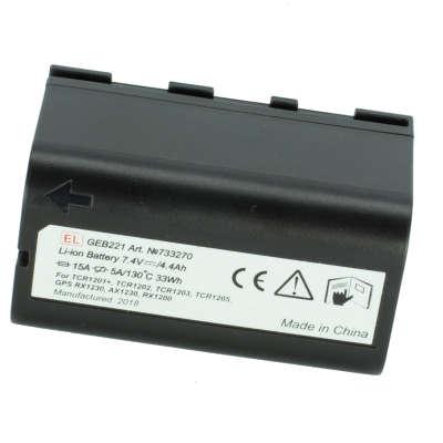 Аккумулятор для Leica ELC GEB222
