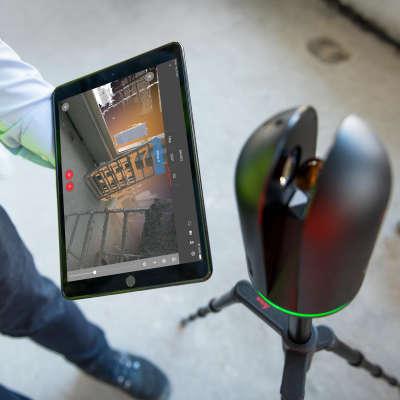 Лазерный сканер Leica BLK360 + Cyclone REGISTER 360 + Apple iPad Pro