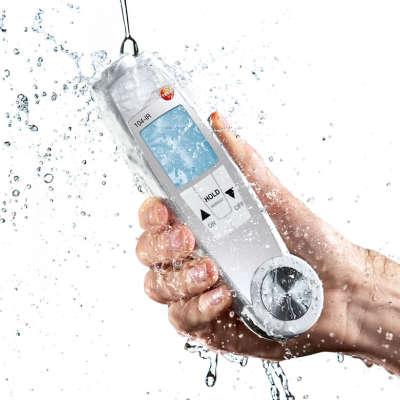 Термометр пищевой Testo 104-IR (0560 1040)
