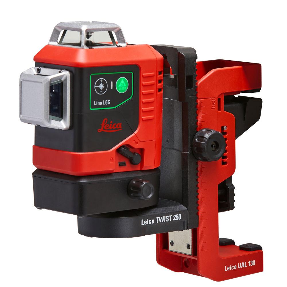 3x360° лазерный нивелир Leica Lino L6G 9129671