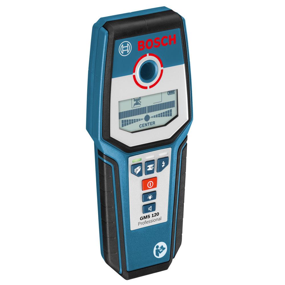 Детектор проводки Bosch GMS 120 PROF Professional 0601081000