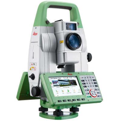 """Роботизированный тахеометр Leica TS16 P R1000 (3"""") 822447"""