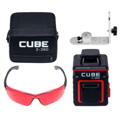 Лазерный уровень ADA Cube 2-360 Home Edition А00448