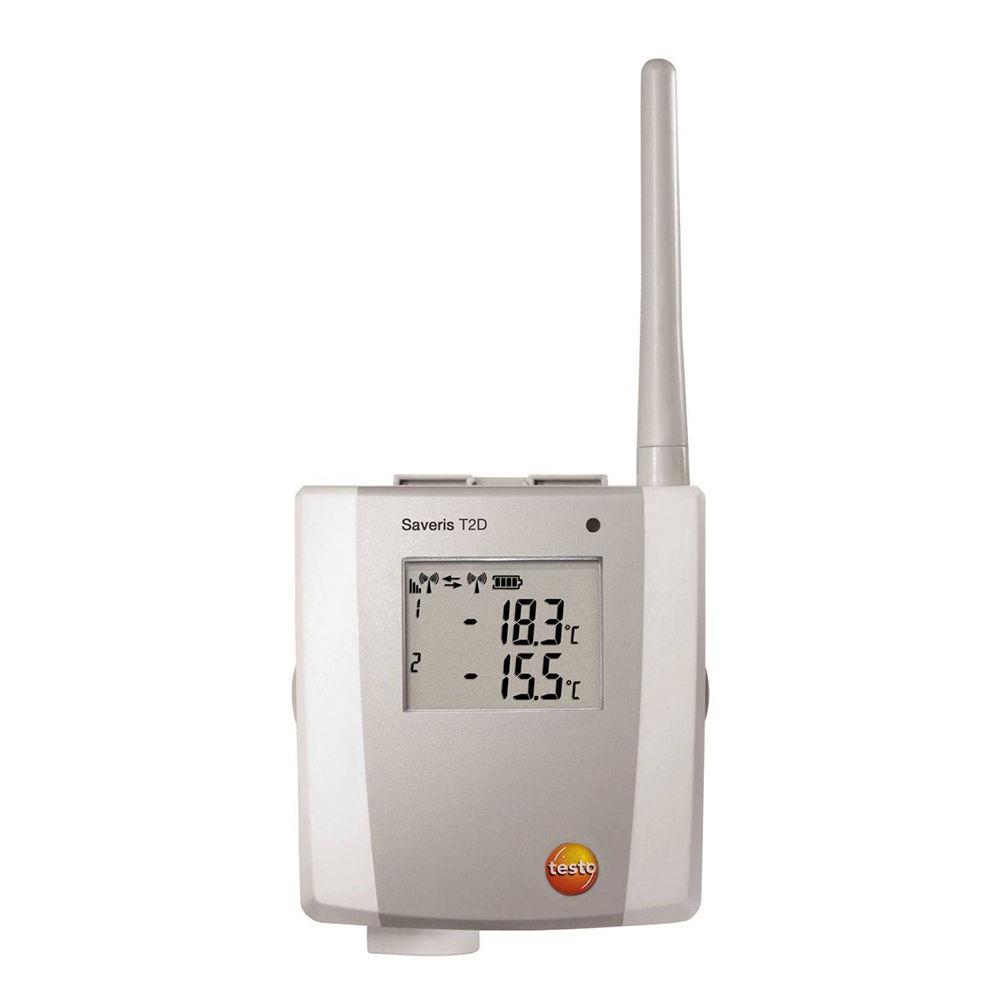 Радиозонд Saveris с дверным контактом и дисплеем Testo T2 D 0572 1261
