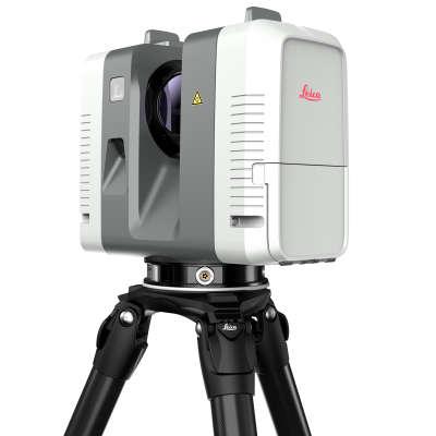 Наземный лазерный 3D-сканер Leica RTC360