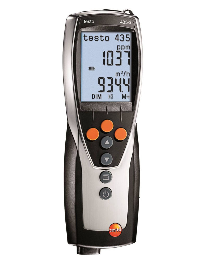 Измерительный прибор Testo 435-2 0563 4352