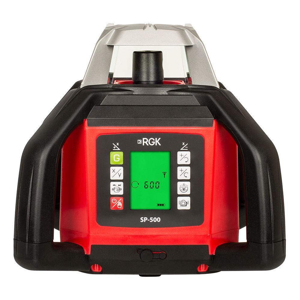Ротационный лазерный нивелир RGK SP 500 778022