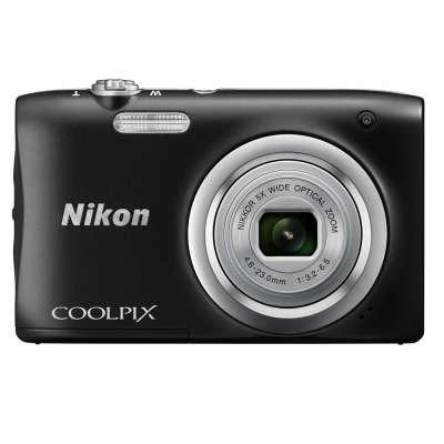 Цифровой фотоаппарат NIKON COOLPIX A100