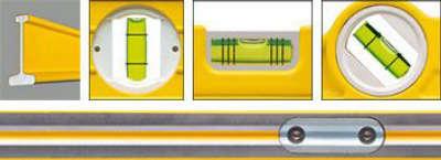 Строительный уровень STABILA 81SV REM W45 (25 см) 16672