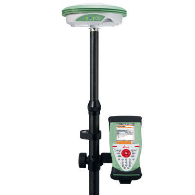 RTK-ровер Leica GS08plus CS10, 1 год SmartNet (6012191)
