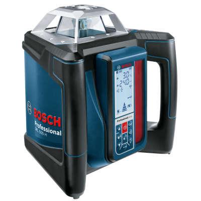 Ротационный нивелир Bosch GRL 500 H Professional + LR50   0601061A00