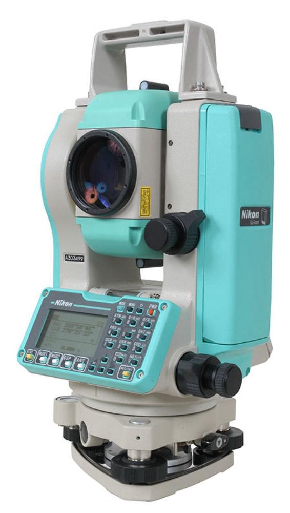 """Тахеометр Nikon NPL-322 (5"""")"""