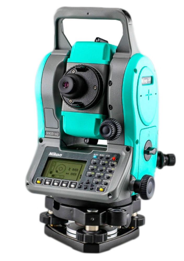 Тахеометр Nikon Nivo 5.M