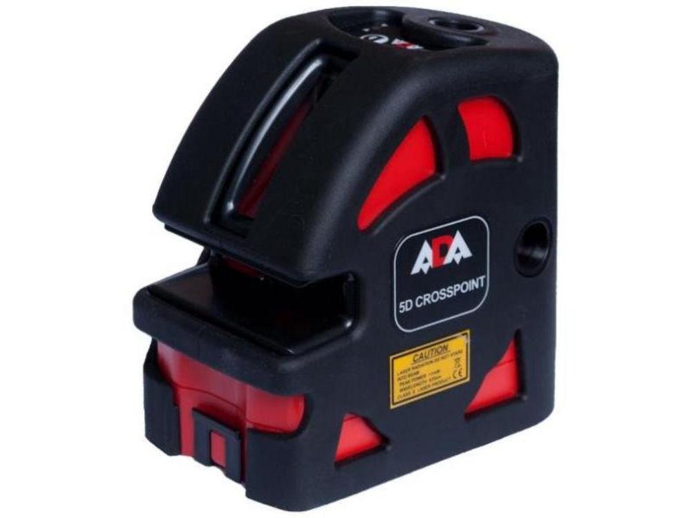 Лазерный уровень ADA 5D Crosspoint А00135