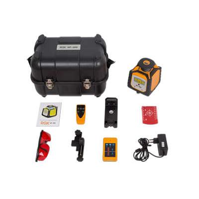 Ротационный лазерный нивелир RGK SP 100 4610011871399