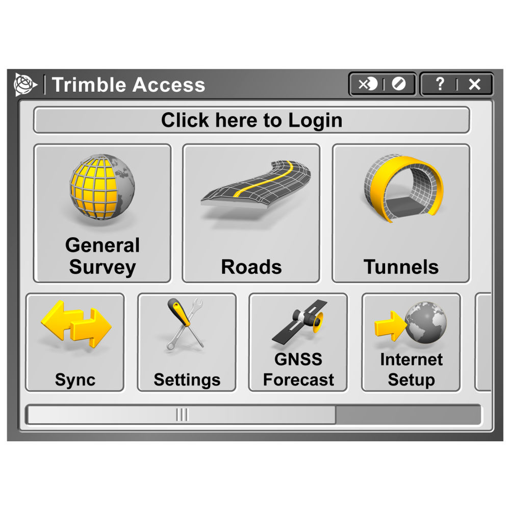 Лицензия Trimble Access SH Highrise TAA-SHHIGHRISE-P