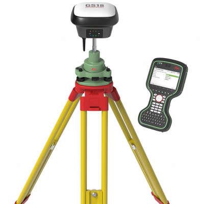 Комплект ровера Leica GS18 T GSM/UHF, Rover CS20 Disto 6014796