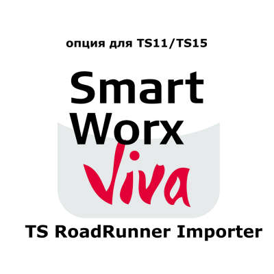 Лицензия Leica SmartWorx Viva TS (RoadRunner Importer) (781343)