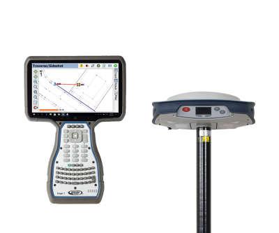 Комплект RTK ровер Spectra SP85 Radio + Ranger 7 + ПО Survey Office
