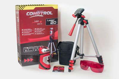 Лазерный уровень Condtrol LASER 2D set 1-2-050