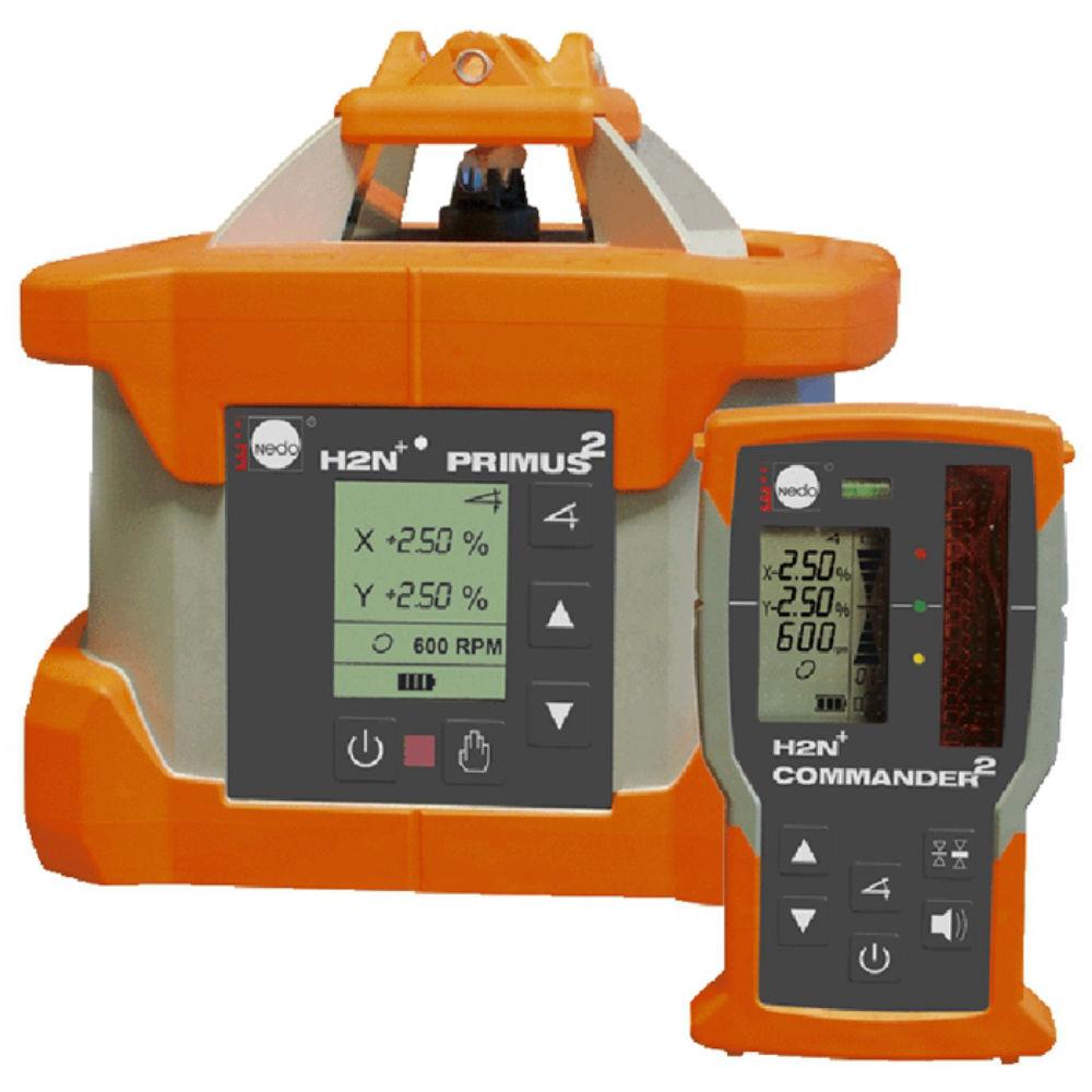 Ротационный лазерный нивелир Nedo Primus2 H2N 472031