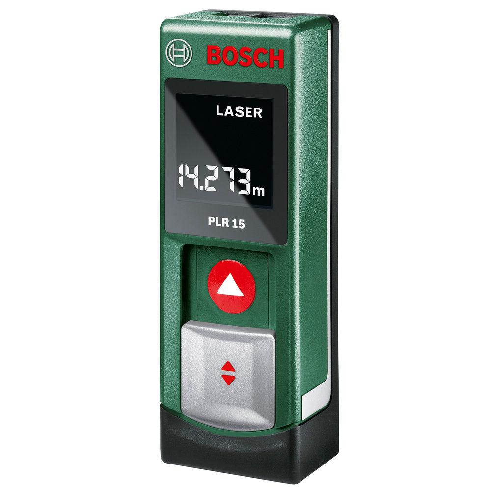 Лазерный дальномер Bosch PLR 15 0603672021