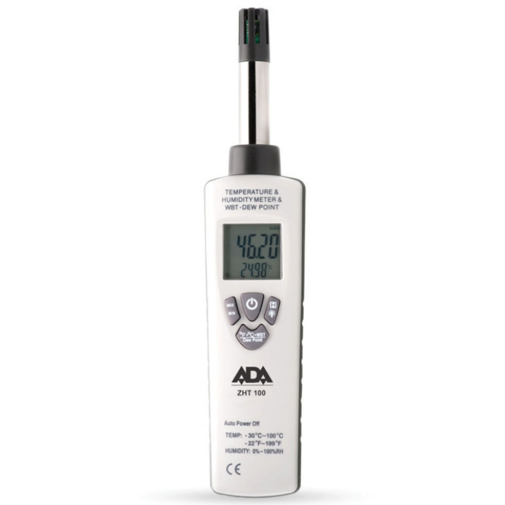 Термогигрометр ADA ZHT 100 А00109