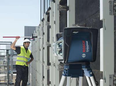 Ротационный нивелир Bosch GRL 500 HV Professional + LR50 + штатив BT160 0601061B00