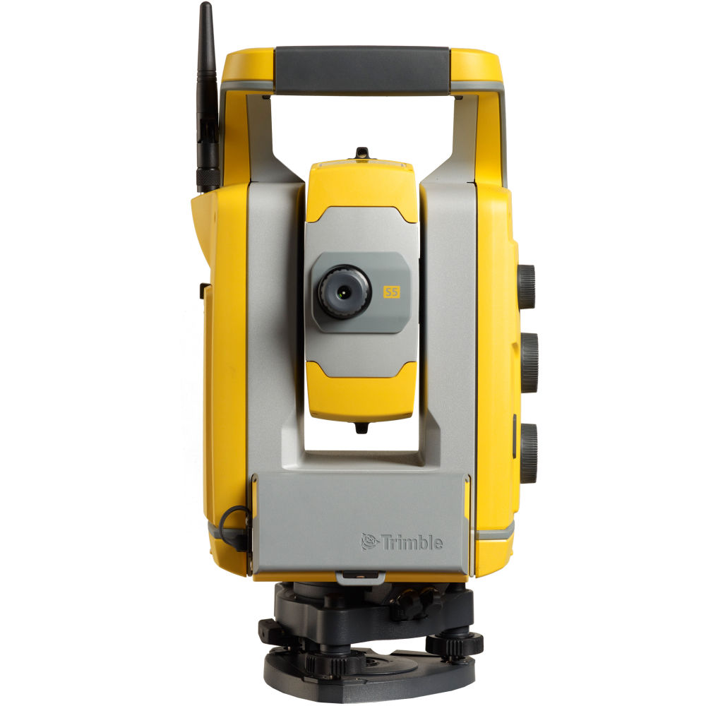 "Тахеометр Trimble S5 5"" Autolock, DR Plus S5552110"