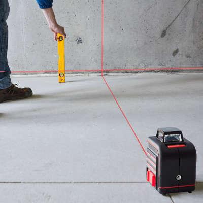 Лазерный уровень ADA Cube 360 Home Edition А00444