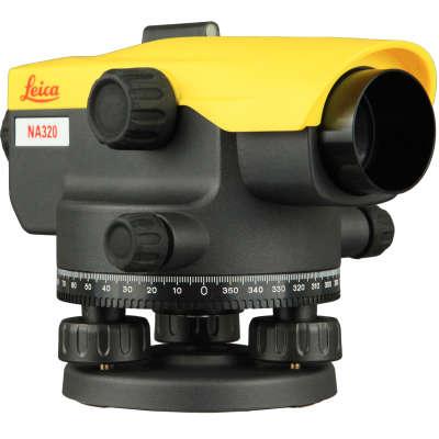 Оптический нивелир Leica NA320 с поверкой 840381