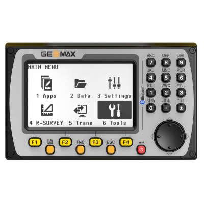 """Тахеометр GeoMax Zoom25 5"""" NeXus5 6012495"""