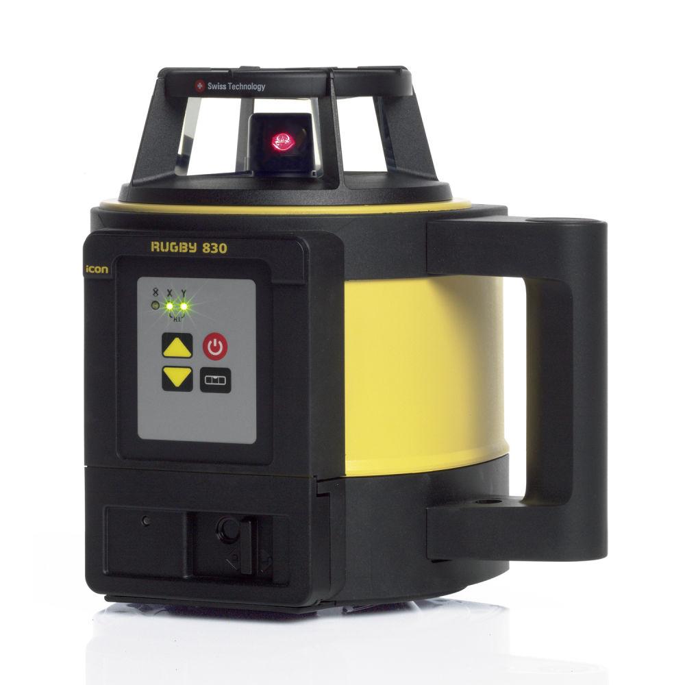 Ротационный нивелир Leica Rugby 830 RE160 790390