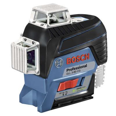 Лазерный уровень Bosch GLL 3-80 CG + BM 1 (12 V) + L-Boxx 0601063T00